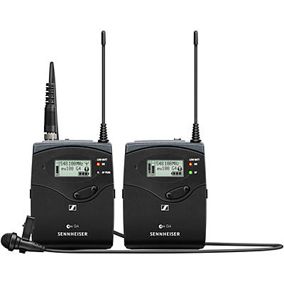 Sennheiser ew 112P G4 Portable Lavalier Wireless Set