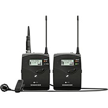 ew 122P G4 Portable Lavalier Wireless Set Band A1