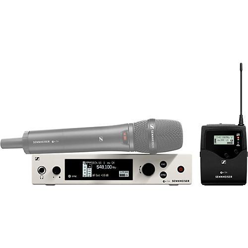 Sennheiser ew 300 Base Combo with SKM 300 G4 Transmitter (Capsule Sold Separately)