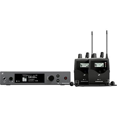 Sennheiser ew IEM G4-TWIN Wireless Stereo In-Ear Monitoring Set