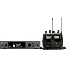 ew IEM G4-TWIN Wireless Stereo In-Ear Monitoring Set Band G