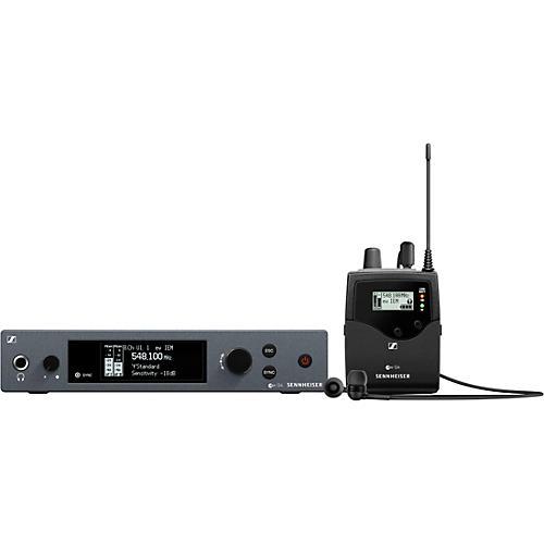 Sennheiser ew IEM G4 Wireless Stereo In-Ear Monitoring Set