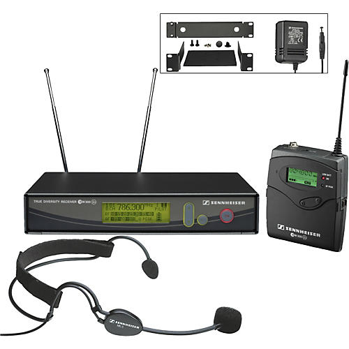 Sennheiser ew352G2 Wireless Headworn System