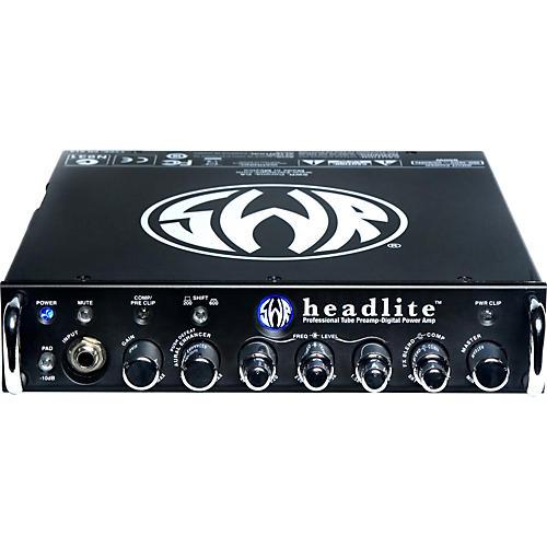 SWR headlite 400W Bass Amp Head With Tube Preamp