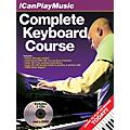 Music Sales iCanPlayMusic Keyboard Course (Book/2 CDs/DVD Pack) Music Sales America Series Written by Various Authors thumbnail
