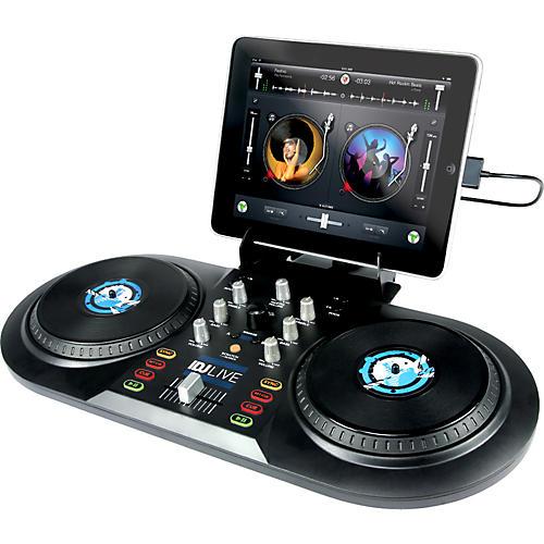 iDJ Live Dual Deck Hardware DJ controller