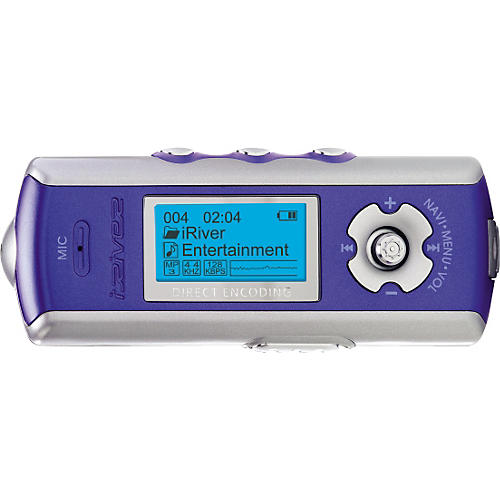 Iriver iFP-780 128MB MP3 Ultra Portable Flash Player