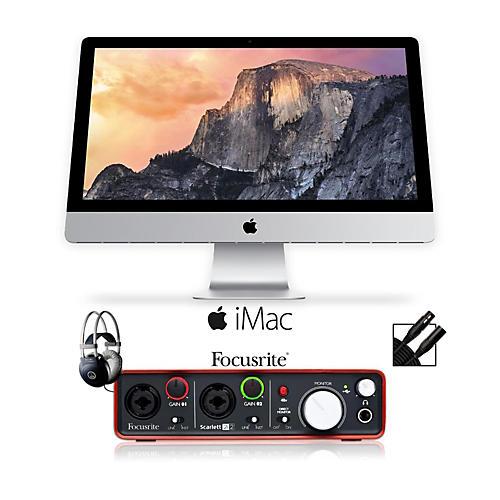 Apple iMac 21.5 In 1.4GHz Dual-core 2x4GB 500GB Bundle 1