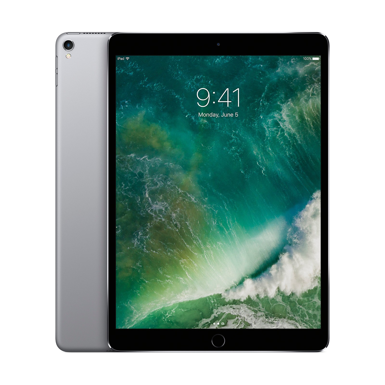 Apple iPad Pro 10.5 in. 64GB Wi-Fi Space Gray (MQDT2LL/A)