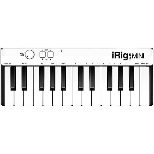 iRig Keys Mini with SampleTank SE