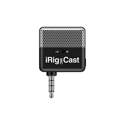 iRig MIC Cast Voice Recording Mic For iPhone/iPod Touch/iPad