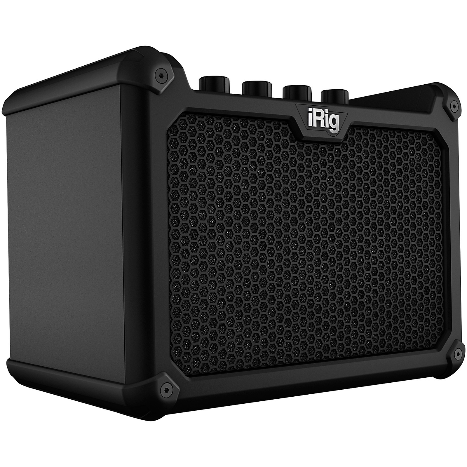 IK Multimedia iRig Micro Amp 15W 1x4 Battery-Powered Guitar Combo Amp