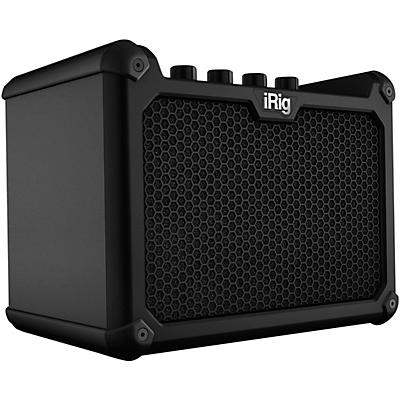 IK Multimedia iRig Micro Amp 15W 1x4 Battery-Powered Guitar Combo Amp