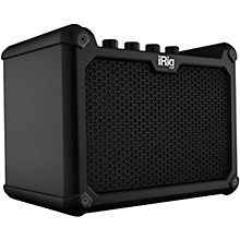 Open Box IK Multimedia iRig Micro Amp 15W 1x4 Battery-Powered Guitar Combo Amp