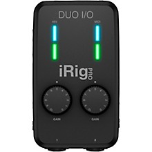 IK Multimedia iRig Pro Duo I/O Audio/MIDI Interface