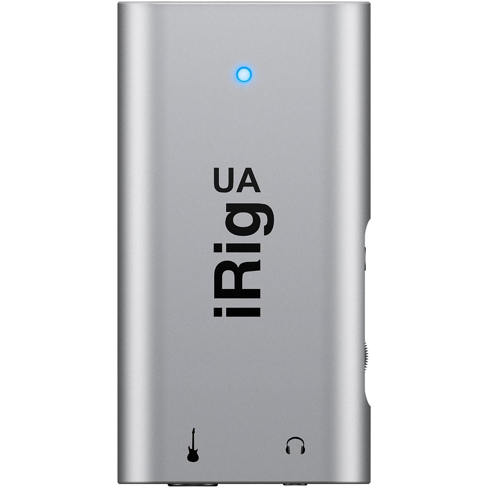 Ik Multimedia Irig Pro: IK Multimedia IRig UA Universal Guitar Interface For