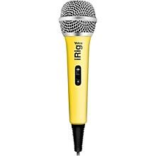 iRig Voice Yellow