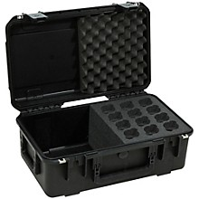 Open Box SKB iSeries Injection Molded Case For 12 Microphones