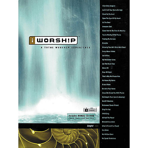 Integrity Music iWorship - A Total Worship Experience Book