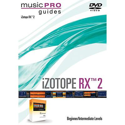 Hal Leonard iZotope RX 2 Music Pro Guide Series (Beginner/Intermediate) DVD