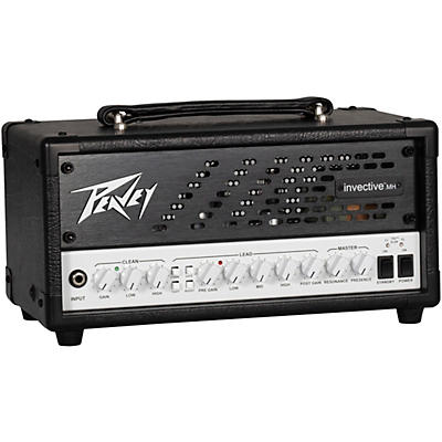 Peavey invective MH Mini 20W Tube Guitar Amp Head