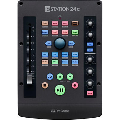 Presonus ioStation 24c Audio Interface