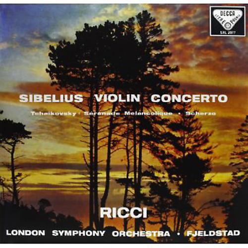 Alliance ivin Fjeldstad - Violin Concerto / Serenade Melancolique