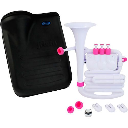 Nuvo jHorn White/Pink