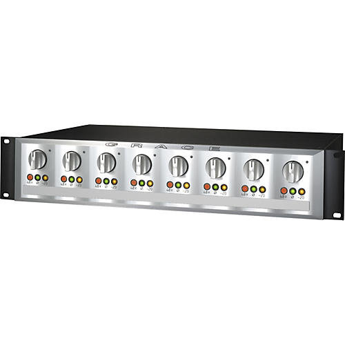 Grace Design m801 8-Channel Studio Preamp