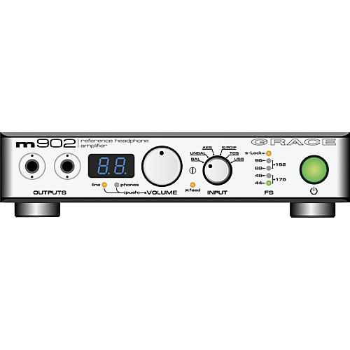 Grace Design m902 Reference Headphone Amplifier