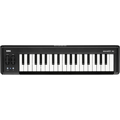 Korg microKEY Air 37-Key Bluetooth MIDI Controller