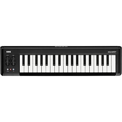 Korg microKEY2 37-Key Compact MIDI Keyboard