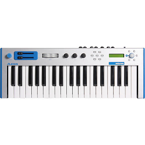 Alesis micron Analog Modeling Synth - Blue
