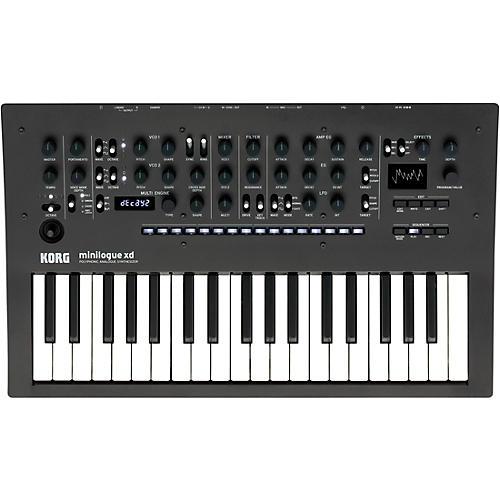 Korg minilogue xd Polyphonic Analog Synthesizer
