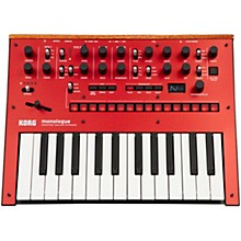 monologue Monophonic Analog Synthesizer Red