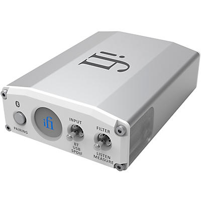iFi Audio nano iOne DAC/Bluetooth/SPDIF/USB Input