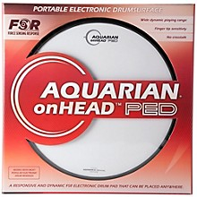 onHEAD Portable Electronic Drumsurface 14 in.