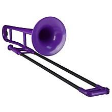 pBone Plastic Trombone Purple