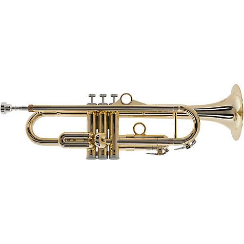 pTrumpet pTrumpet hyTech Metal/Plastic Trumpet Gold
