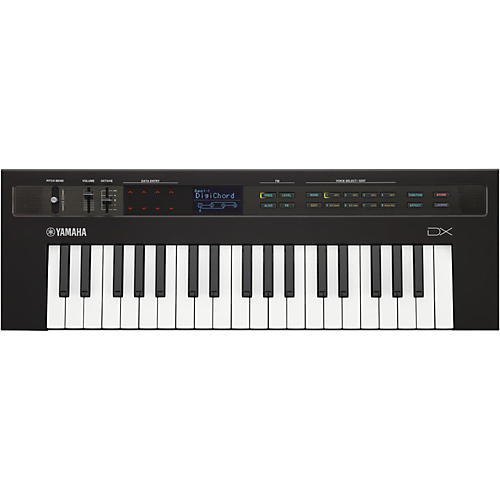 yamaha reface dx mobile mini keyboard musician 39 s friend. Black Bedroom Furniture Sets. Home Design Ideas